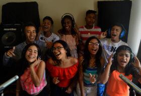 Huellas Venezuela: Promoción de talentos juveniles.
