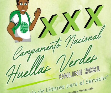 XXX Campamento Nacional De Huellas Verdes