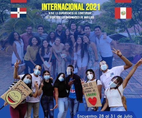 Encuentro Internacional de Huellas Latinoamérica
