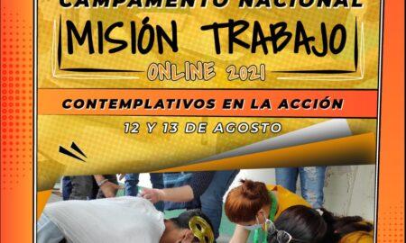 Campamento Misión Trabajo 2021